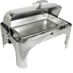 Adcraft Long Island Chafer 8 Quart Oblong