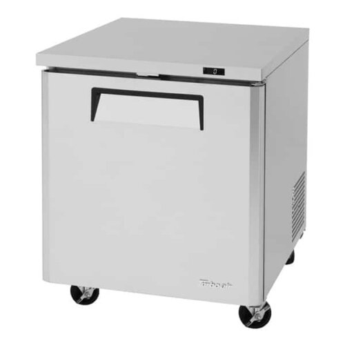 Turbo Air MUF-28-N Under counter Freezer 7 cu ft Single Door