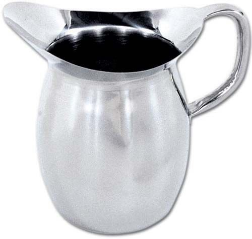 Deluxe Bell Pitcher 2-1/8 qt.