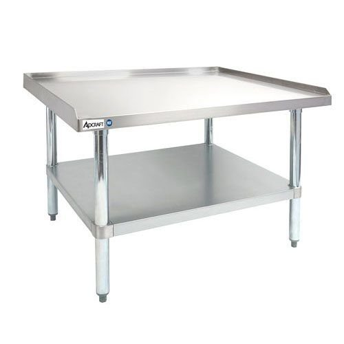 Adcraft 30x48 Inches Stainless Steel Equipment Stand
