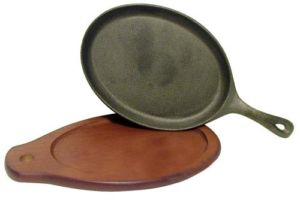 Fajita Pan Underliner Wooden