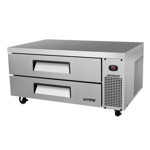 "Turbo Air TCBE-48SDR 48"" Chef Base w/ (2) Drawers"