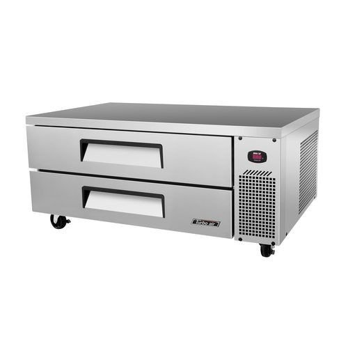 "Turbo Air TCBE-52SDR 52"" Chef Base w/ (2) Drawers"