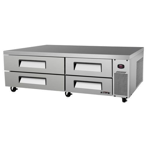 "Turbo Air TCBE-82SDR 82 "" Chef Base w/ (4) Drawers"