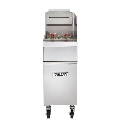 Commercial Deep Fryer GR Series 1GR65M-2 LPG