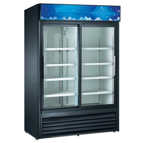 Merchandising Glass Door Refrigerators