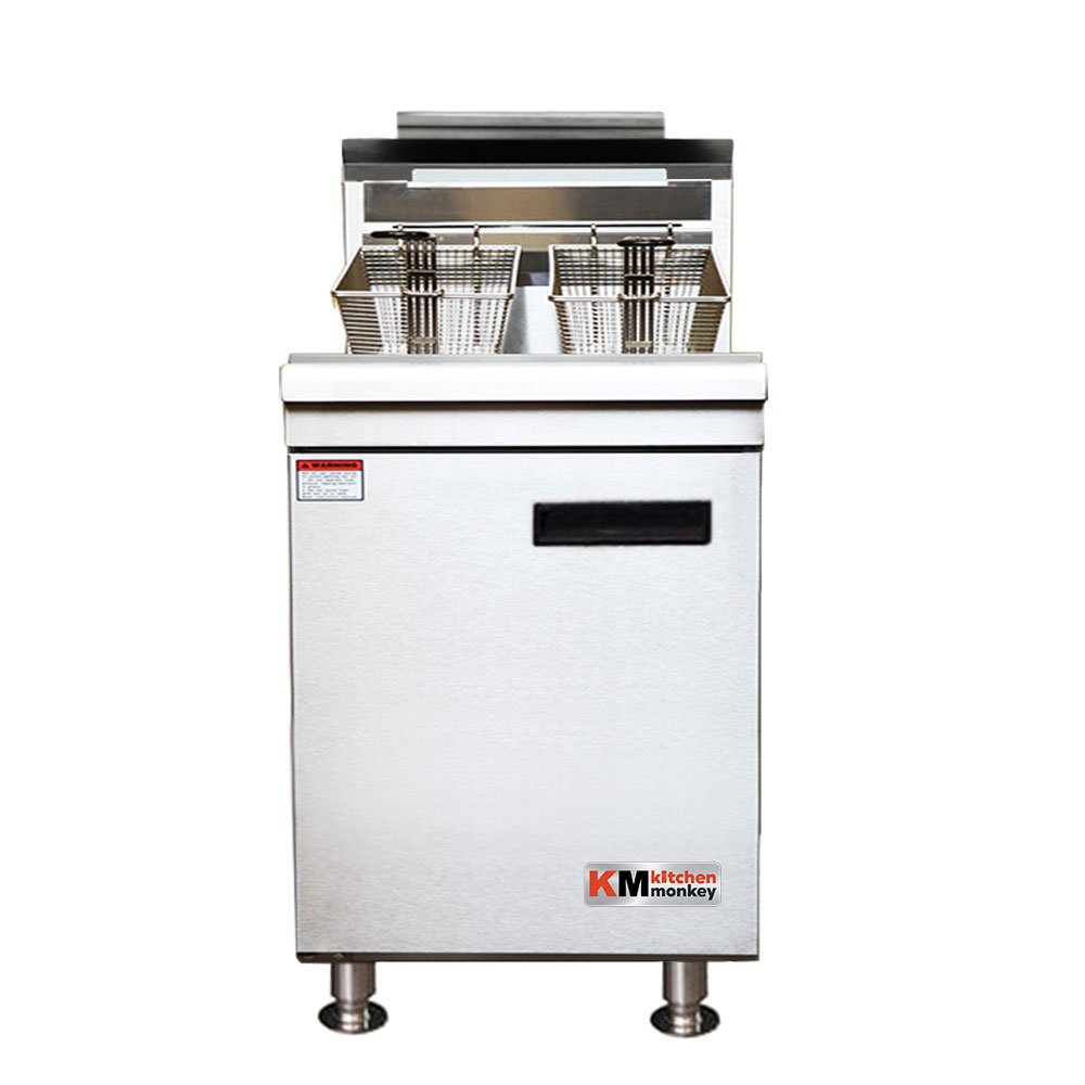 Deep Fryer Commercial Kitchen