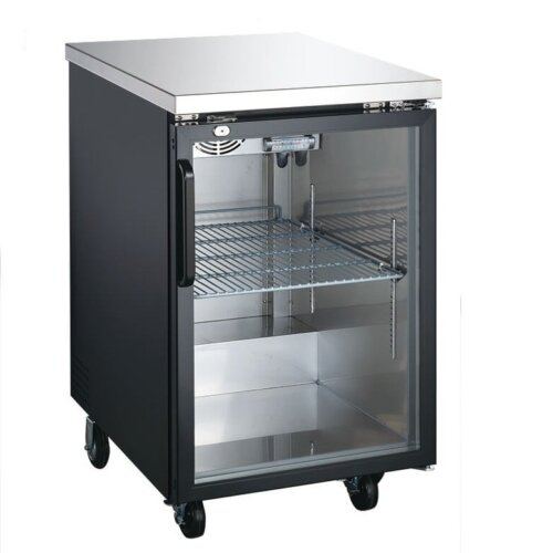 Undercounter Back Bar Refrigerator 24 Inches