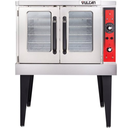 Vulcan VC5GD-21D1 Single Deck Commercial Gas Convection Oven VC5GD-21D1