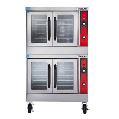Double Deck Commercial Gas Convection Oven VC44GC-NG