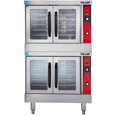 Double Deck Commercial Gas Convection Oven VC55GD-LPG