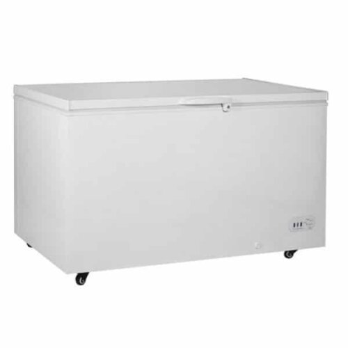 Admiral Craft Black Diamond BDCF-10R Commercial Chest Freezer - 9.6 Cu Ft