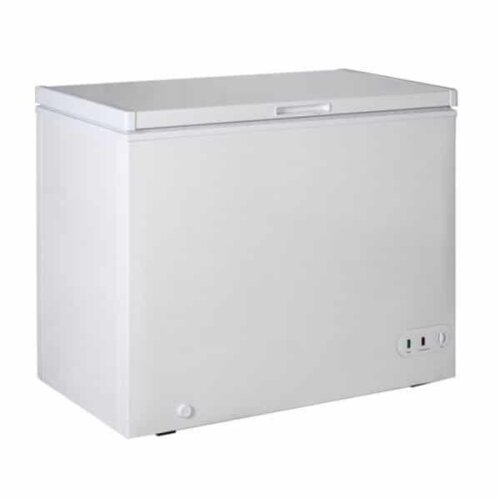 Admiral Craft Black Diamond BDCF-9R Commercial Chest Freezer - 8.7 Cu Ft