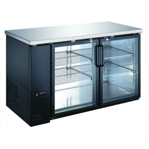 U-Star Undercounter Back Bar Refrigerator 59 Inches