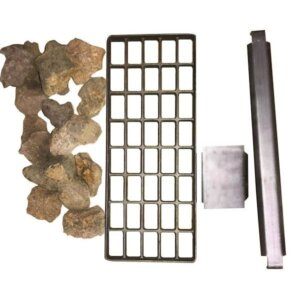 Lava Rocks Conversion Kit for 48 Inches Charbroiler