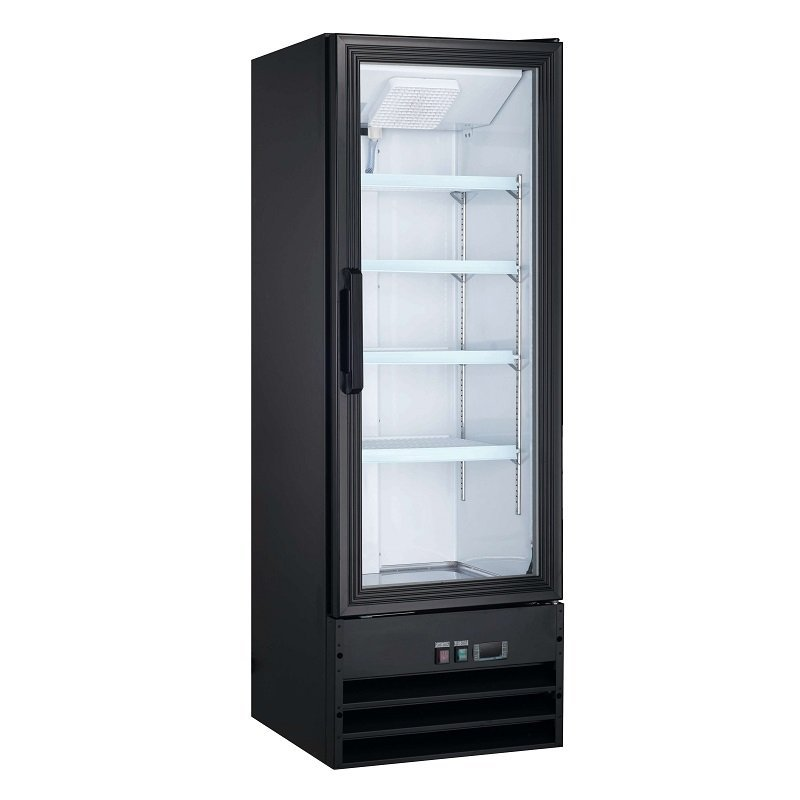 b4f3151d276 Merchandising Refrigerator 9 Cu Ft 22 Inches Glass Door