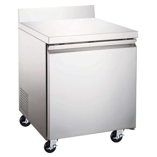 Worktop refrigerator one door 6 cu ft U-Star