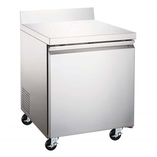 Worktop Refrigerator One Door 6 Cu Ft 27 Inches