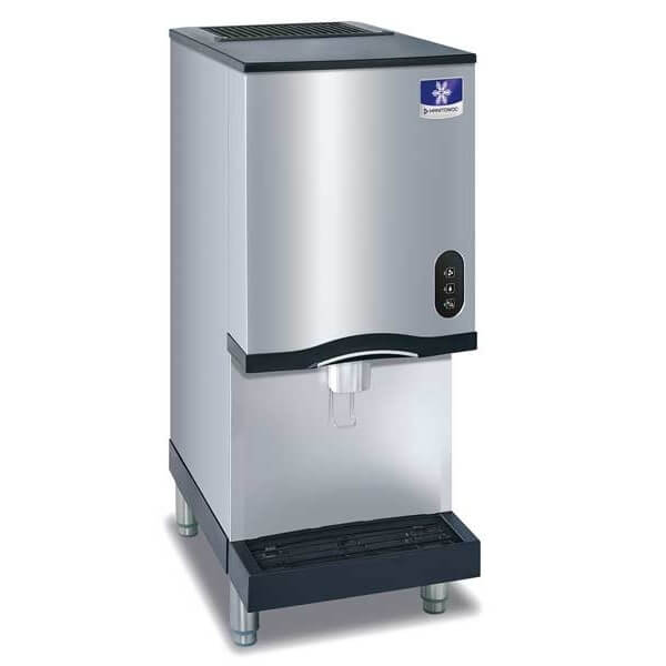 Countertop Nugget Ice Maker 222 lbs with lever