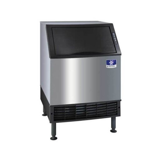 Undercounter ice maker 90 lbs dice cube air-cooled UDF0140A-161B Manitowoc (3)