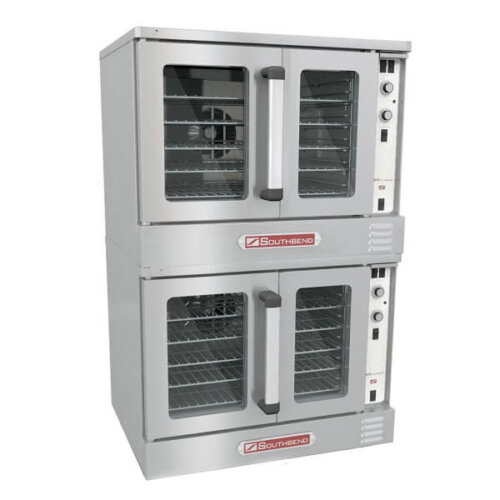 Double Deck Full Sized Electric Convection Oven 15 kW Southbend
