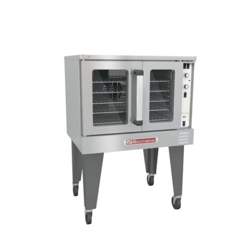 Single Deck Full Sized Electric Convection Oven 7500W Southbend
