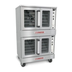 "Southbend BGS/22SC Double Full Size Gas Convection Oven 38"" 108,000 BTU"