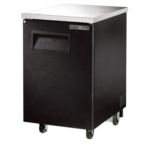 True TBB-1-HC Back Bar Refrigerator 23 inch