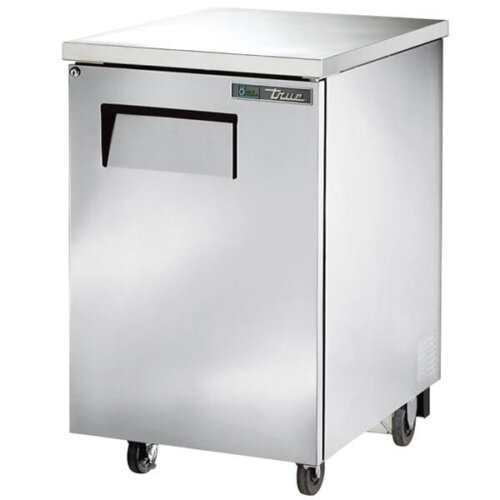 True TBB-1-S-HC Back Bar Refrigerator 23 inch