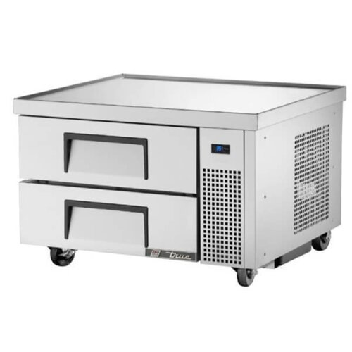True TRCB-36 Refrigerated Chef Base 2 drawer 36 inch