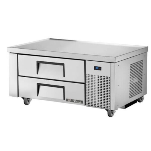 True TRCB-48 Refrigerated Chef Base 2 drawer 48 inch