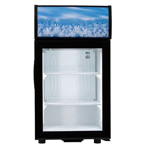 Merchandising Countertop Refrigerators