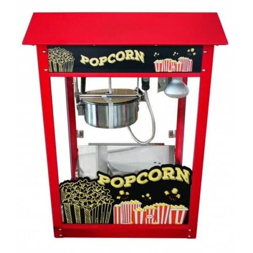 Kitchen Monkey KMPCM- 8L Popcorn Machine 30 Inch