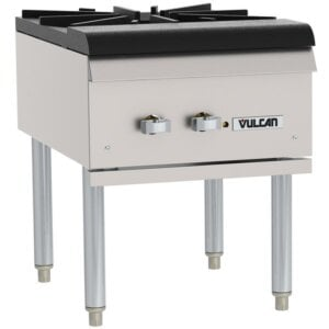 Vulcan VSP100-1 Natural Gas Stock Pot Range 110,000 BTU