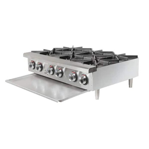Star 8I-606HF Star-Max® 150,000 BTU Natural Gas Hot Plates (1)